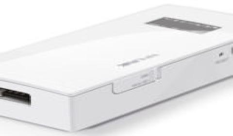 TP-Link M5360 3G Modem Ve Harici Pil